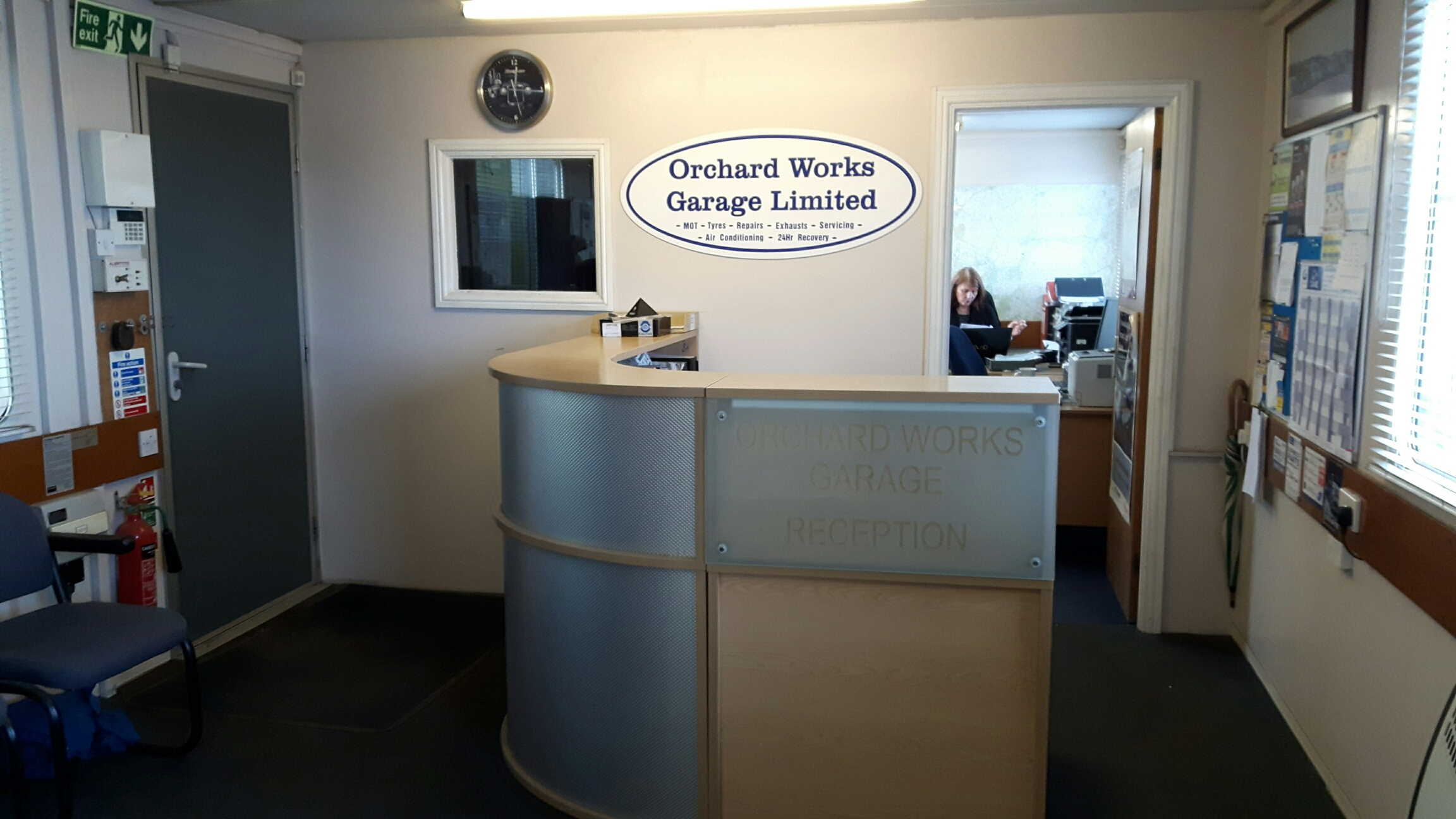 Orchard Works Garage Ltd
