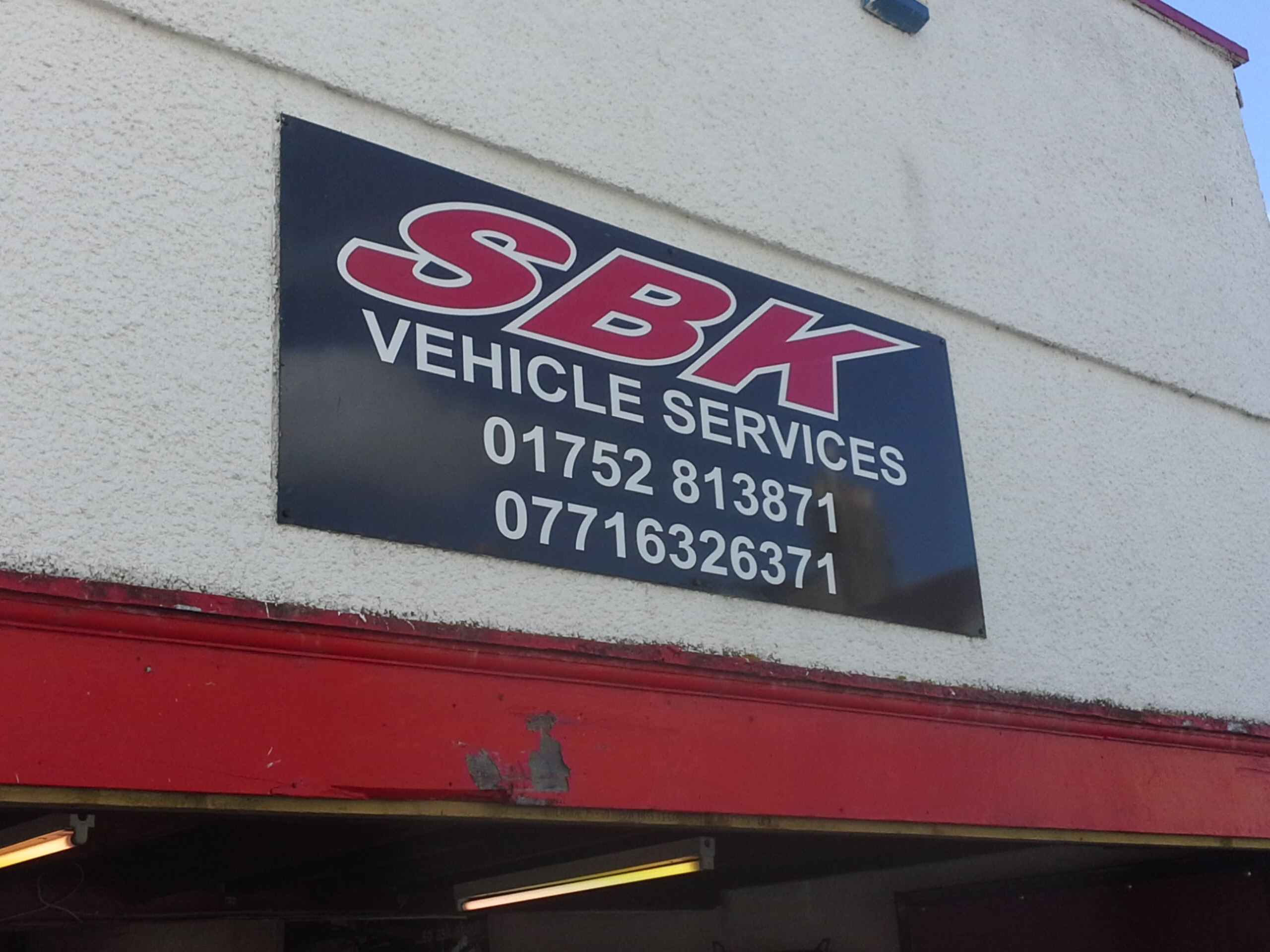 SBK Vehicle Services