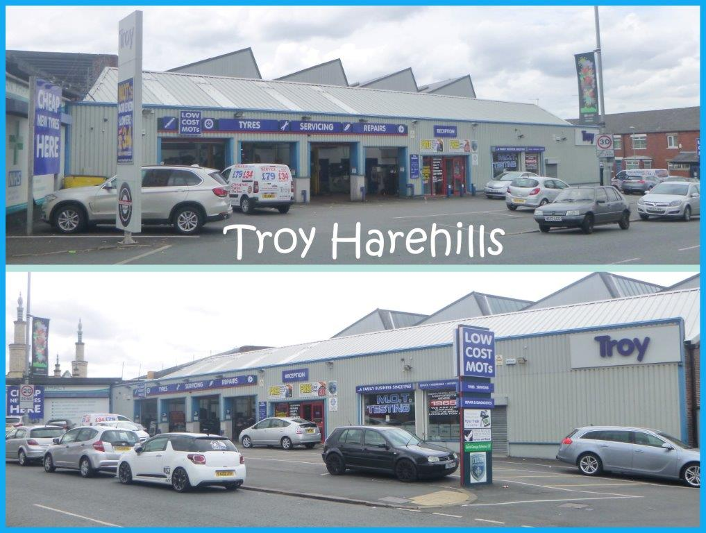 Troy Autopoint Ltd