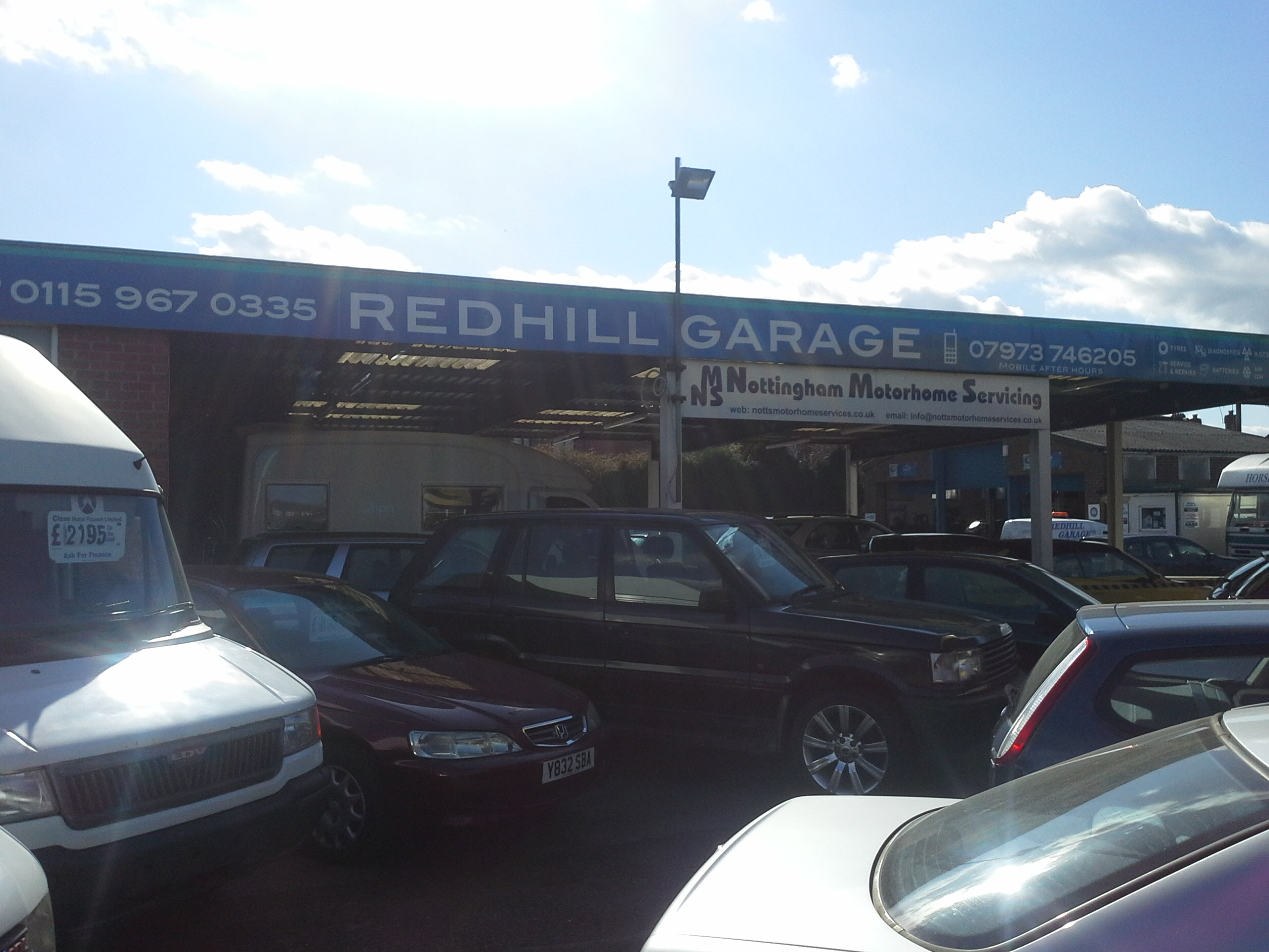 Redhill Garage Ltd