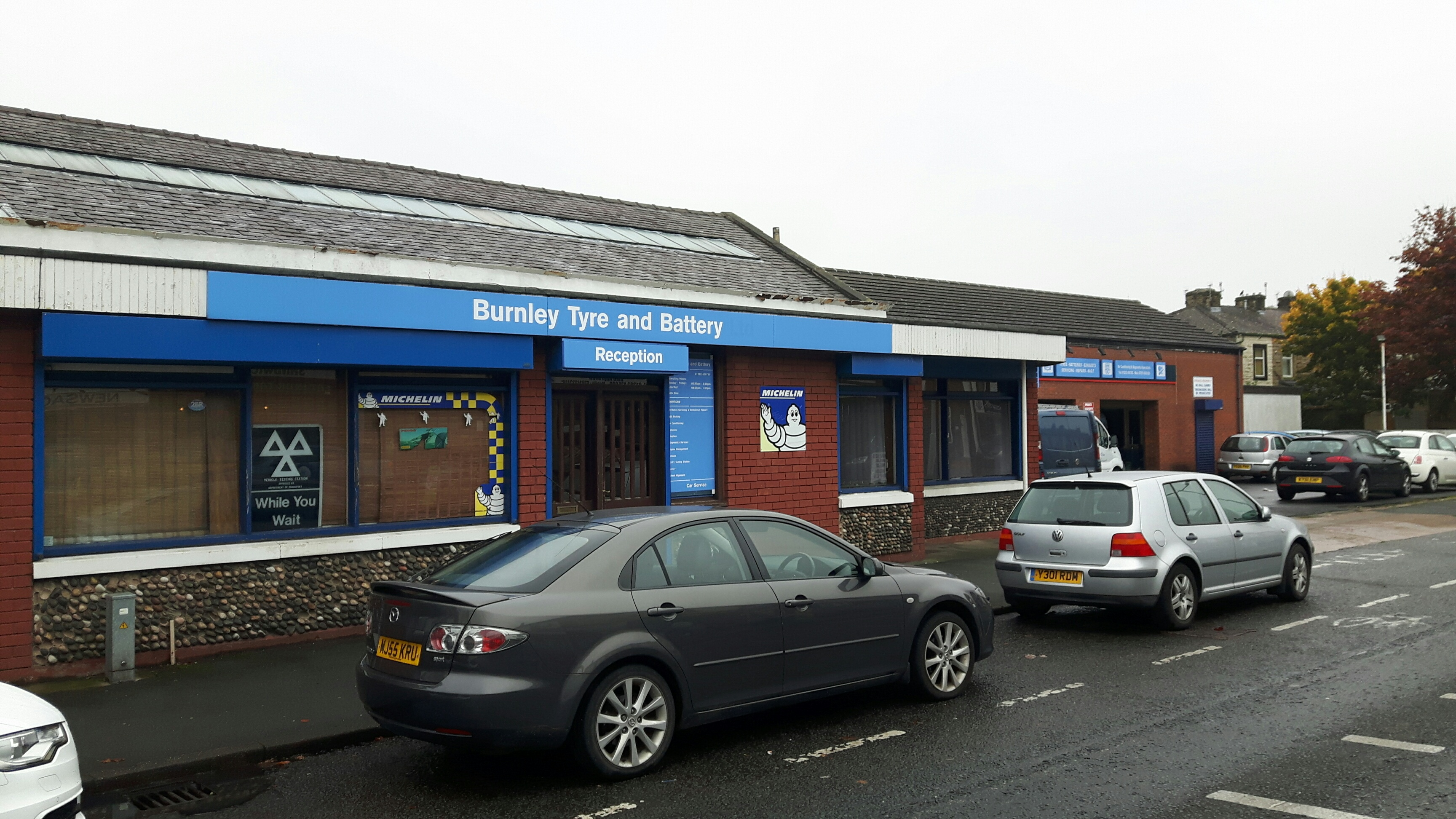 Burnley Tyre & Battery