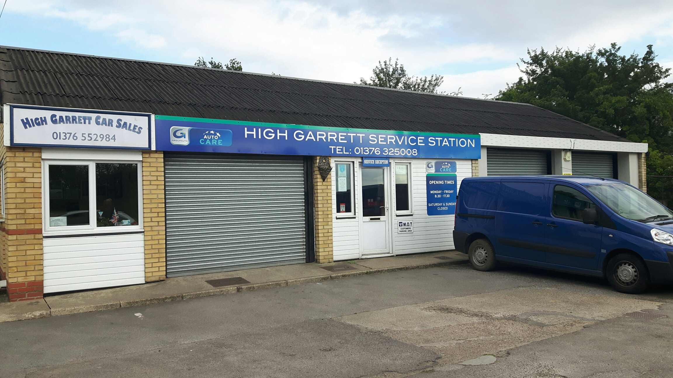 High Garrett Auto's Ltd