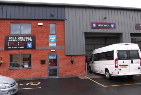 Garage Vehicle Services : Auto care garages